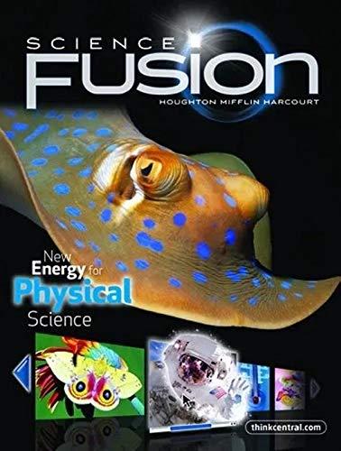 SCIENCE FUSION GRADE 4 PHYSICAL MODULE SB