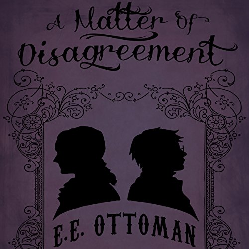 A Matter of Disagreement audiobook cover art