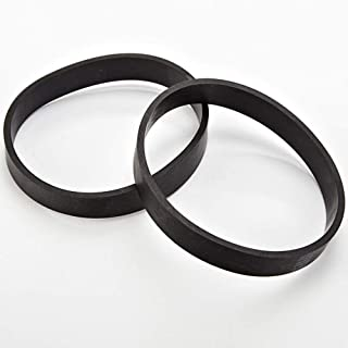 Dirt Devil & Royal Classic Hand Vac Style 17 Flat Belts 2 Pk Part # 1116214000,3DJ0900000.