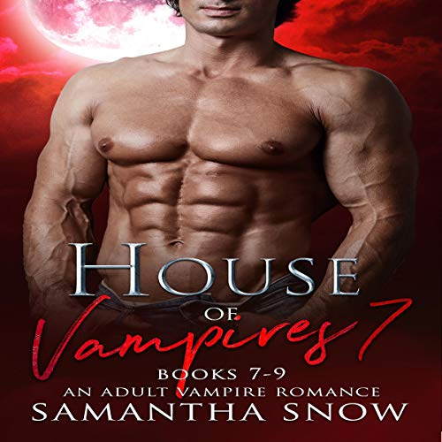 The House of Vampires cover art