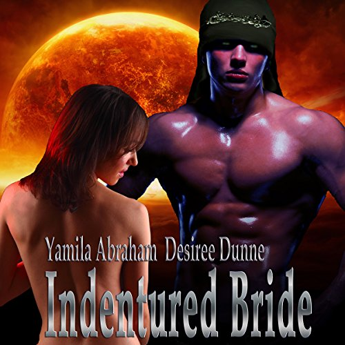 Indentured Bride audiobook cover art