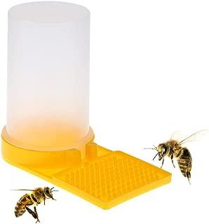 Symboat Apicultor de Beehive Bebedero de Nest Bee