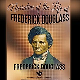 Narrative of the Life of Frederick Douglass audiobook cover art
