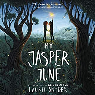 My Jasper June audiobook cover art