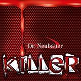 DR. NEUBAUER Belag Killer (Kurznoppe) Optionen 1,5 mm, schwarz