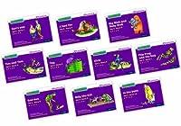 Read Write Inc. Phonics: Purple Set 2 Storybooks Mixed Pack of 10