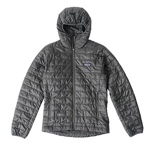 Patagonia Herren Nano Puff Hoody Jacket, Brown, M