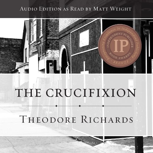 The Crucifixion audiobook cover art