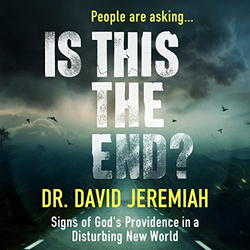 Is This the End? audiobook cover art