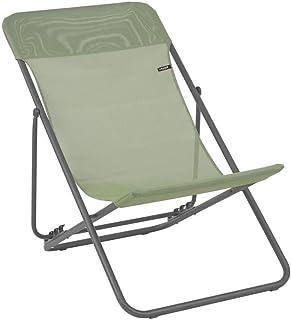 Lafuma Maxi Transat - 1 silla Plegables para Exteriores