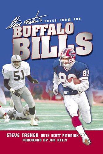 Steve Tasker's Tales from the Buffalo Bills