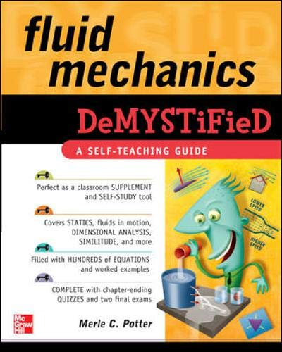 Download Fluid Mechanics DeMYSTiFied 0071626816