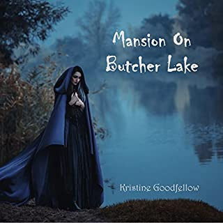 The Mansion on Butcher Lake audiobook cover art
