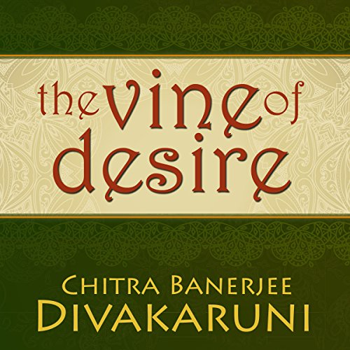 The Vine of Desire audiobook cover art