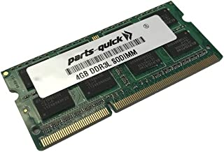 4GBメモリfor Synology ds918+ ddr3l So - Dimm RAMモジュール( parts-quickブランド)
