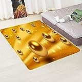 WPCheng Alfombra Alfombra Sala De Estar Dormitorio Alfombra Moderno Impreso En 3D Decoración para El Hogar Alfombra Suave Antideslizante D-2375M 180X200Cm