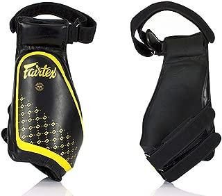Fairtex TP4 新型紧凑护腿垫