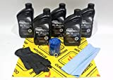 Honda Genuine 0W-20 Full Synthetic Oil Change Kit w/A02 Filter & Drain Washer