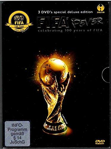 FIFA WM Fever - Die Fußballweltmeisterschaft - 100 Jahre Jubiläums Deluxe Edition [3 DVDs]