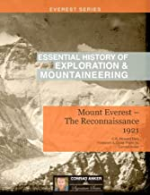 Mount Everest-The Reconnaissance (Conrad Anker Signature Series)