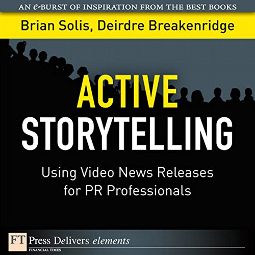 Active Storytelling audiobook cover art