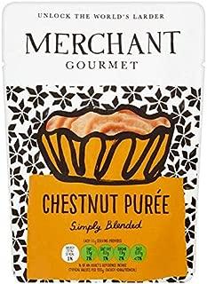 Merchant Gourmet Chestnut Puree - 200g (0.44 lbs)
