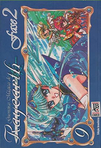 Guerreiras Magicas de Rayearth Fase 2 Volume 9 (JBC2001)