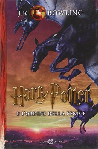 Harry Potter e l'Ordine della Fenice vol. 5 (Italian Edition) by J. K. Rowling (2014-01-01)