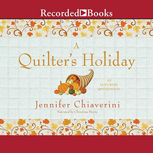 Couverture de Quilter's Holiday