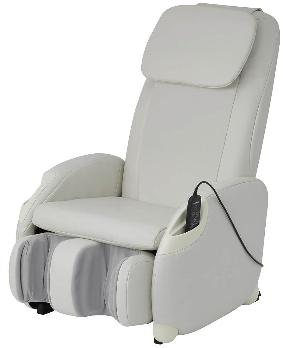小さい障害者集団的スライヴ マッサージチェア くつろぎ指定席Light ホワイト CHD-3400(W)