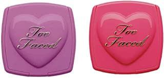 Too Faced Love Flush Blush on the Go Mini 2 Piece Bundle Crazy in Love/Dream Lover
