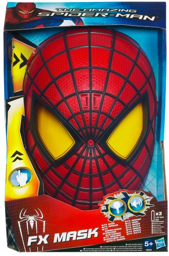 Spider-Man - 388681480 - Figurine - Spiderman Movie - Masque Electronique