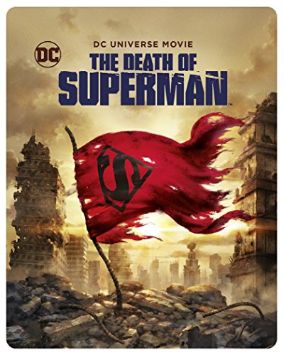 Death of Superman Steelbook (exklusiv bei Amazon.de) [Blu-ray] [Limited Edition]