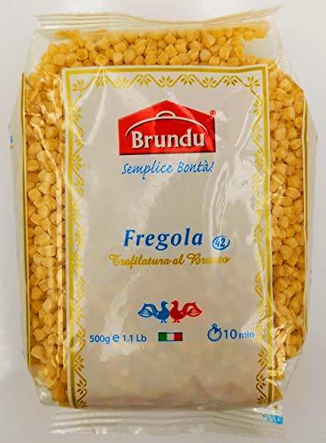 Brundu | Fregola - Kugelpasta 500 g
