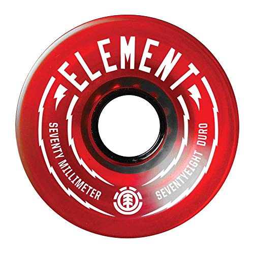 Element Longboard Räder Rasta 70mm Wheels