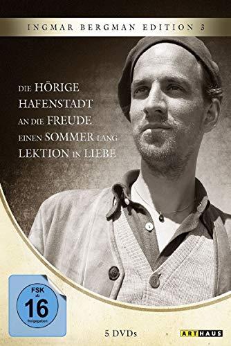 Ingmar Bergman Edition 3 [5 DVDs]