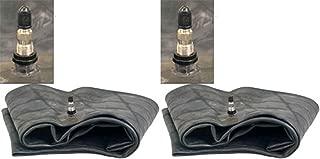 Set of Two 10x16.5 Skid Steer Bobcat Inner Tube 9.50/10x16.5 10R16.5 TR218 Valve Stem
