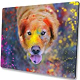 Shalysong Cute Dog Mouse pad Custom Gaming Mouse pad Personalized Design Cute Funny Dogs Size: 9.5'x7.9'