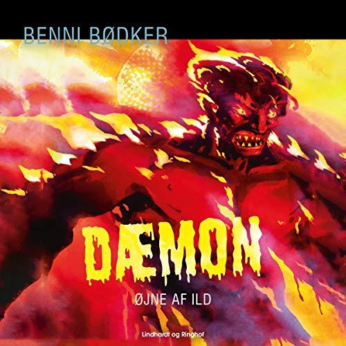 Dæmon - Øjne af ild cover art