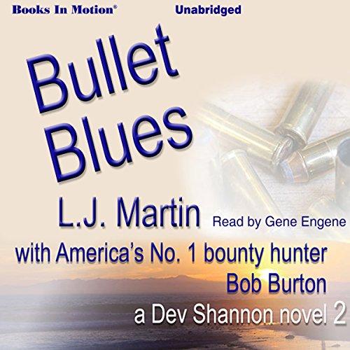 Bullet Blues audiobook cover art
