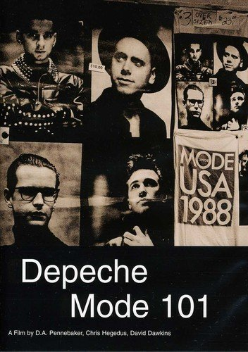 Depeche Mode - 101 [Alemania] [DVD]