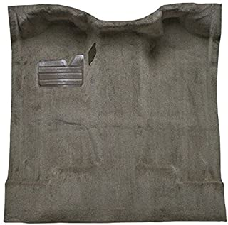 ACC Replacement Carpet Kit for 1988 to 1998 Chevrolet Standard Cab Pickup Truck (897-Charcoal Plush Cut Pile)