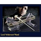 GAYBJ Lord Voldemort, los Mortífagos, la Profesora McGonagall Ward, Wand, La Varita de Saúco, De Halloween y Accesorios del Regalo de la Varita mágica,Lord Voldemort