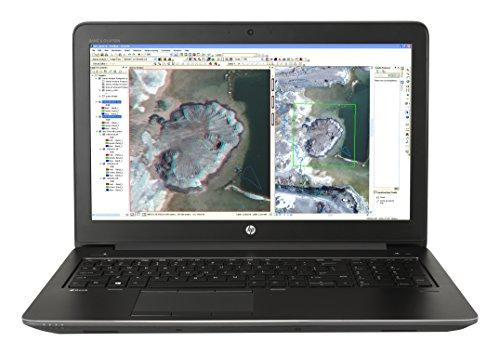HP ZBK3 V2W10UT#ABA Commercial Specialty Laptop (Windows 7 Pro, Intel Core i7-6700U, 15
