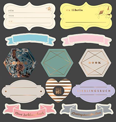 Leseliebe Stickerbuch