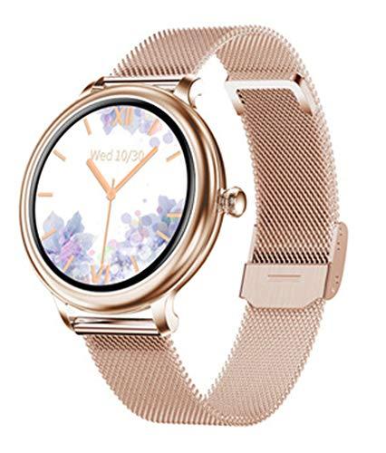 YYZ Nouveau Moniteur physiologique Rythme Cardiaque NY13 Smart Watch Règlez-la-Montre IP68 imperméable 2.5d écran LCD Fitness Tracker,A