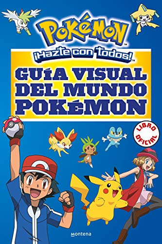 Guía visual del mundo Pokemon / Pokemon Visual Companion (Pokémon)