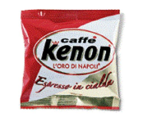 150 Cialde Carta Ese 44 mm Caffè Kenon Espresso