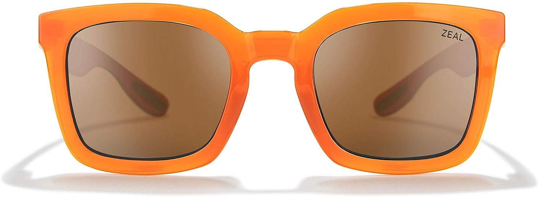 Zeal Optics Lolo Womens Ultralight Plant-Based Polarized Sunglasses