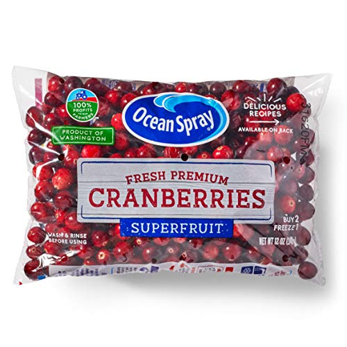 Cranberries, 12 oz